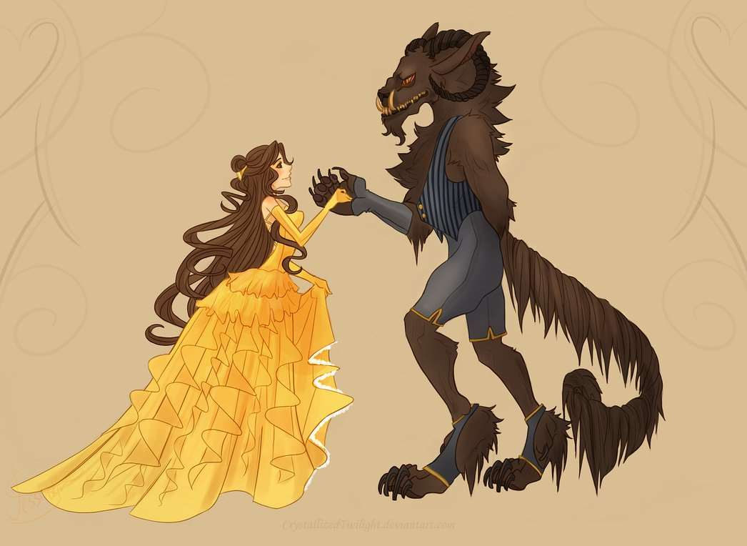 beauty and the beast by crystallizedtwilight-d33ekce